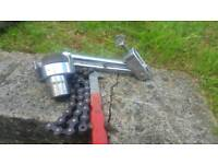 Stud Extractor and Brake hose clamp
