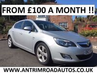 2010 VAUXHALL ASTRA SRI 1.7 CDTI ** FINANCE AVAILABLE ** ALL CARDS ACCEPTED