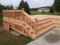 IN NEED OF A NEW DECK??