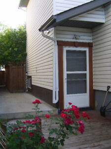 Inner City Private Basement - Sept. 1 - Great Location