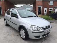 2005 VAUXHALL CORSA LIFE 1.2 FSH HPI CLEAR GENINE 32.000 MILES £995 Ono