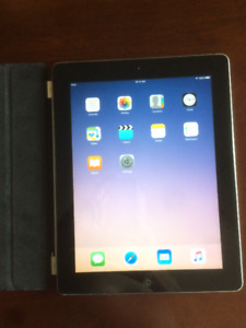 IPAD 2 32gb with magnetic cover/stand included