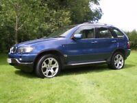 BMW X5 3.0D SPORT AUTO LOW MILES