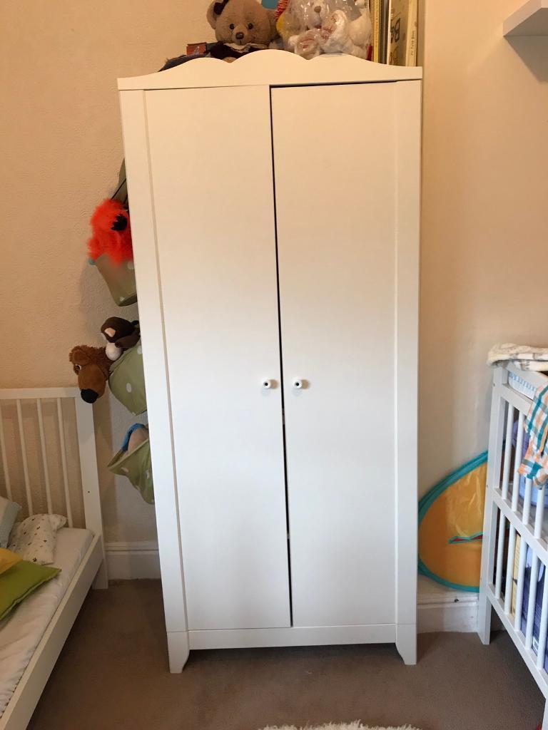Hensvik Ikea Wardrobe Children S White In Murton County Durham  # Meuble Tv Kaorka Ikea