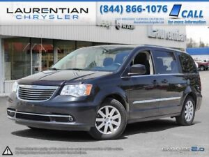 2013 Chrysler Town & Country Touring -It's time for mama to ride