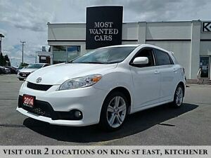 2014 Toyota Matrix S | SUNROOF | BLUETOOTH | NO ACCIDENTS