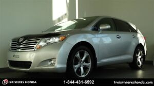 2009 Toyota Venza V6 4WD mags cuir toit ouvrant