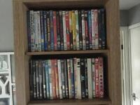 Job lot 263 dvds