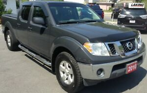 2010 Nissan Frontier SE 4X4 CREW CAB Towing Package,Running Boar