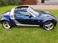 Smart Roadster Convertible 2004 - Lovely car for the warm weather - Becoming Classic