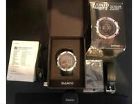 SUUNTO Ambit Sapphire HR GPS for Running Skiing Climbing Hill Walking Cycling