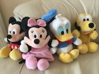 Disney Soft Toy Characters