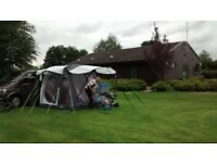 Outdoor Revolution Oxygen Movelite 2 Inflatable, Drive Away Awning