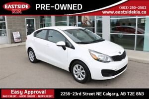 2015 Kia Rio LX BLUETOOTH HEATED SEATS CRIUSE CONTROL