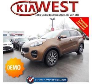 DEMO 2017 Kia Sportage EX 2.4L AWD