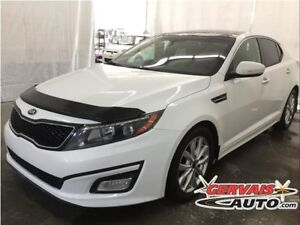 Kia Optima EX Cuir Toit Panoramique MAGS 2015