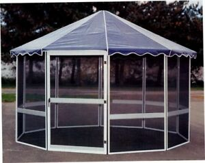 Gazebo Screened In