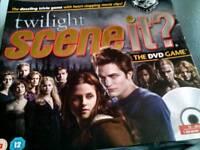 Twilight Scene It DVD Game £1 - Unused