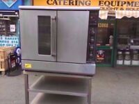 CATERING CONVECTION COMMERCIAL FAN OVEN MACHINE CHICKEN RESTAURANT TAKEAWAY DINER SHOP CAFE KITCHEN