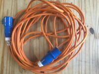 3 phase caravan cable 15m