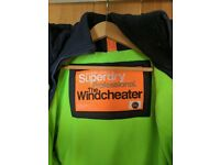 "Superdry ""Windcheater"" Jacket (size XXL)"