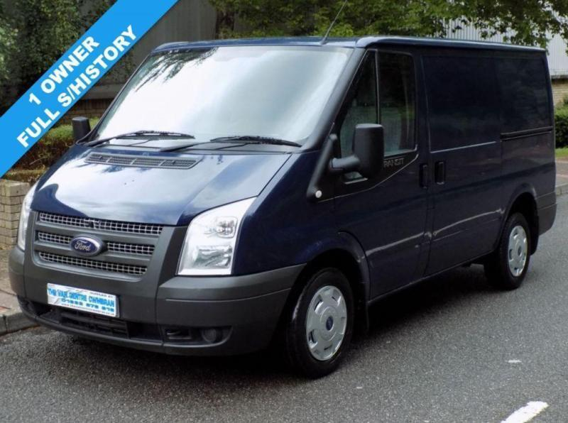 13(13) FORD TRANSIT 260 SWB LOW ROOF 2.2 FWD 100 BHP 6 SPEED DIESEL EURO 5