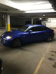 2014 Lexus IS350 F Sport One Owner no accidents.  mint