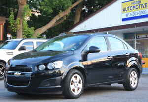 2012 Chevrolet Sonic LT-AUTO**loaded**FINANCING AVAILABLE