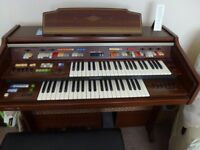 TECHNICS SX-U50 ORGAN not hammond yamaha