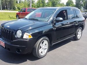 2007 Jeep Compass Sport 4x4 certified cold a.c www.pattersonauto