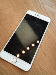 Paying top price for cracked iPhones!
