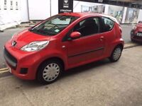 2011 Peugeot 107 Urban 51,000 1.0 Excellent City Car £20 TAX A YEAR