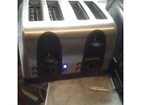 Toaster,£10.00