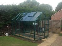 Greenhouse 10ft x6ft