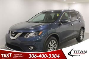 2015 Nissan Rogue SL| AWD| Nav|Cam|Bluetooth|Leather