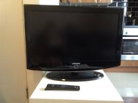 Samsung 32inch flatscreen TV