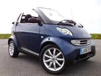SMART 0.7 Fortwo Pulse CONVERTABLE WITH ONLY 17,000 GENUINE MILES !!!