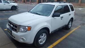 2010 FORD ESCAPE XLT LEATHER KM:158,000 PRICE:$7,495 AUTOMATIC C