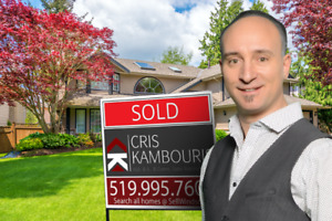 Thinking of Selling in South Windsor 519.995.7600 Cris Kambouris