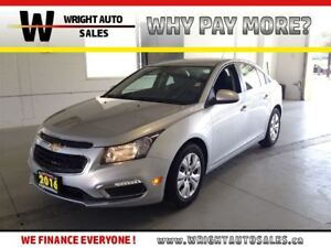 2016 Chevrolet Cruze LT|BACKUP CAM|48,455 KMS