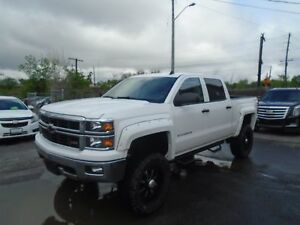 """2014 Chevrolet Silverado  *RATES AS LOW AS 3.69%* 8""""LIFT MONSTER"""