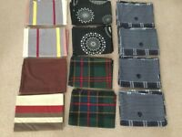 Job Lot of 12 Pillowcases - All for Just £1