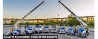 Truck Driver/Apprentice Crane Operator