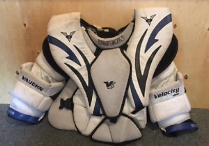 goalie chest and arm protector