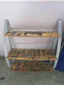 Marvel shelves