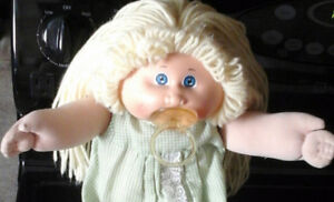 70's Cabbage patch girl
