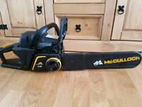 Mcculloch Chainsaw VS 400T