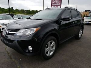 2014 Toyota RAV4 XLE XLE !! SUNROOF !! BLUE TOOTH !! ACCIDENT...