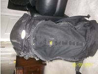Golite lightweight backpacking rucksack