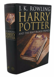 J. K. ROWLING HARRY POTTER AND THE HALF BLOOD PRINCE LIKE NEW